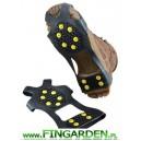 Raki nakładki antypoślizgowe na buty 10 kolców +2 gratis