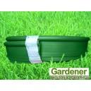 Obrzeże GARDENFLEX 10m zielone