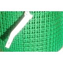 Siatka rabatowa zielona 0,6x50m